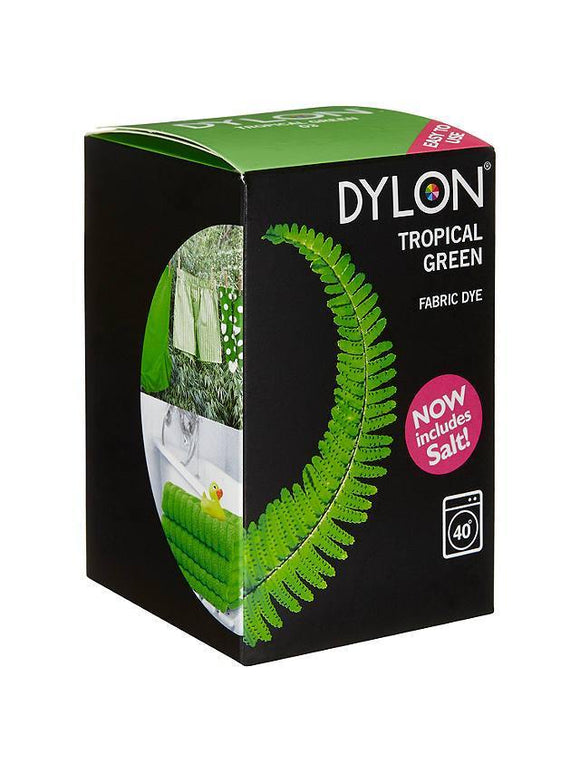 Dylon - Machine Dye Tropical Green - 350g - Medipharm Online - Cheap Online Pharmacy Dublin Ireland Europe Best Price
