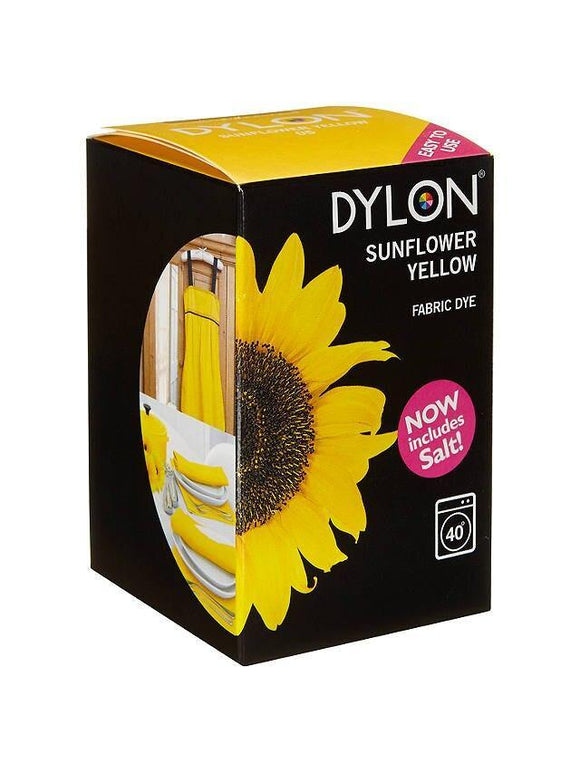 Dylon - Machine Dye Sunflower Yellow - 350g - Medipharm Online - Cheap Online Pharmacy Dublin Ireland Europe Best Price