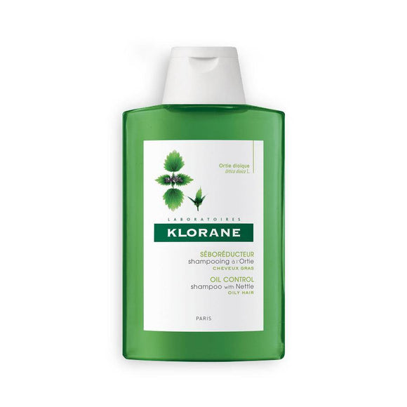 Klorane - Nettle Shampoo - 200ml - Medipharm Online - Cheap Online Pharmacy Dublin Ireland Europe Best Price