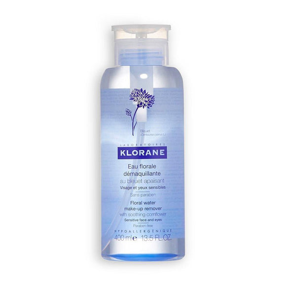 Klorane - Floral Water Make up Remover - 400ml