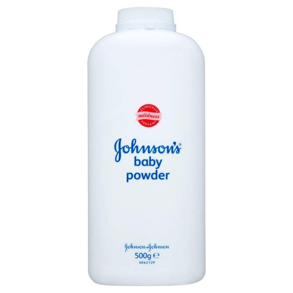 Johnson's - Baby Powder - 500g - Medipharm Online - Cheap Online Pharmacy Dublin Ireland Europe Best Price