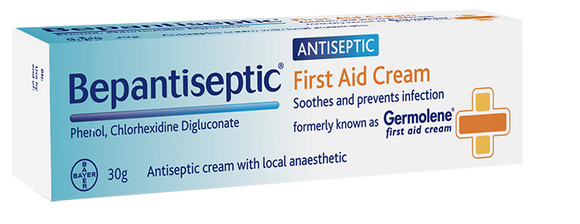 Bepantiseptic - First Aid Cream - Medipharm Online - Cheap Online Pharmacy Dublin Ireland Europe Best Price