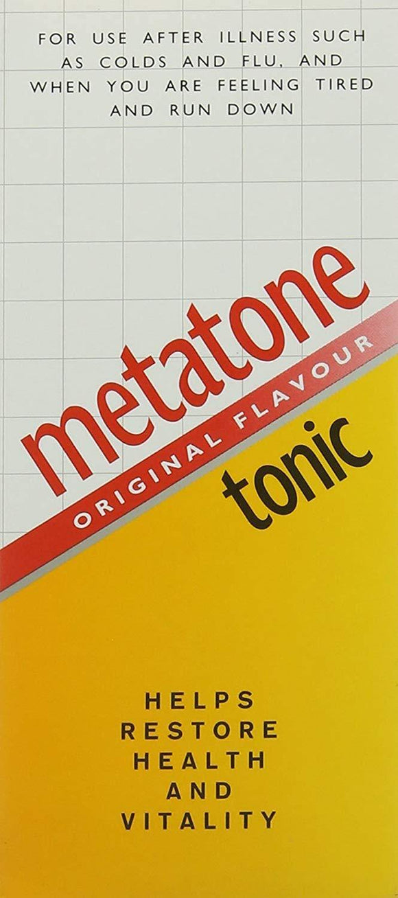 Metatone Tonic 300ml - Medipharm Online