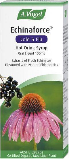 A. Vogel Echinaforce Hot Drink 100ml - Medipharm Online - Cheap Online Pharmacy Dublin Ireland Europe Best Price