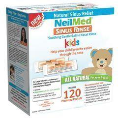 NeilMed Paediatric Kit 120 Sachets - Medipharm Online - Cheap Online Pharmacy Dublin Ireland Europe Best Price