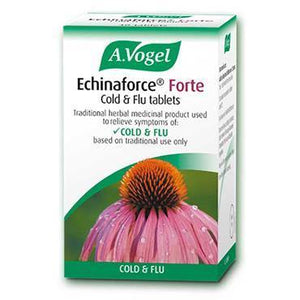 A. Vogel Echinaforce Forte Cold & Flu Tablets 40 Tablets - Medipharm Online - Cheap Online Pharmacy Dublin Ireland Europe Best Price
