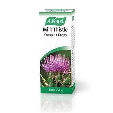 A. Vogel Milk Thistle Complex Drops 100ml - Medipharm Online - Cheap Online Pharmacy Dublin Ireland Europe Best Price