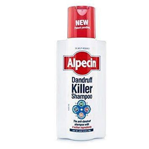 Alpecine Dandruff Killer Shampoo - 250ml - Medipharm Online - Cheap Online Pharmacy Dublin Ireland Europe Best Price