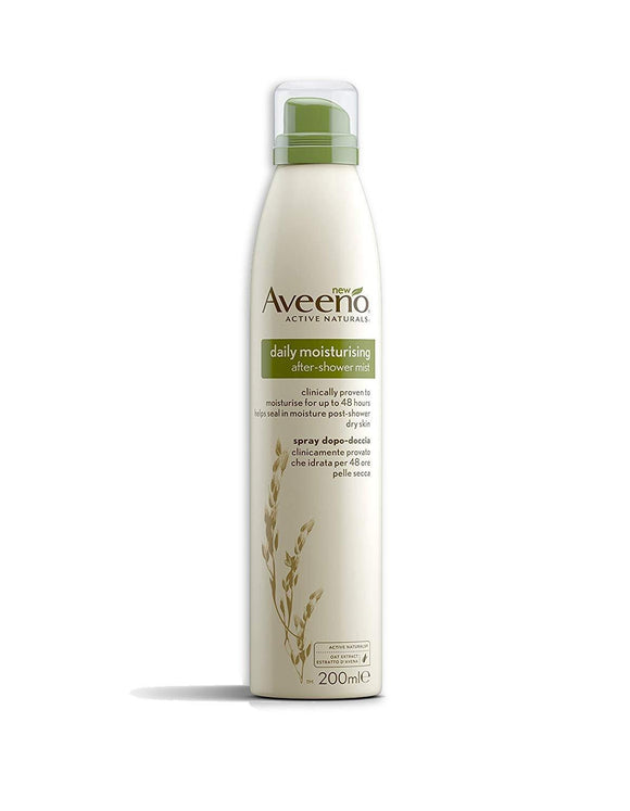 Aveeno - Daily Moisturising After-Shower Mist - 200ml - Medipharm Online - Cheap Online Pharmacy Dublin Ireland Europe Best Price
