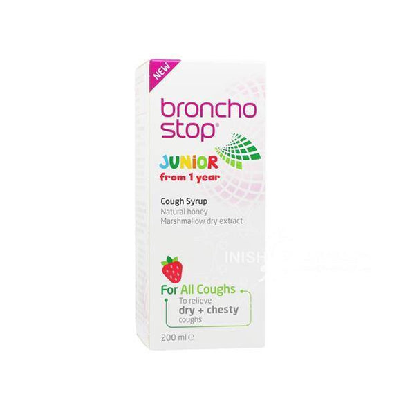 Buttercup Broncho stop Junior Cough Syrup 200ml