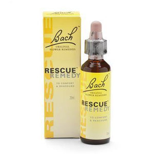 Bach Rescue Remedy Drops 20ml
