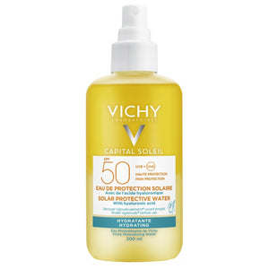 Vichy SOLAR PROTECTING WATER HYDRATING SPF50 200ml