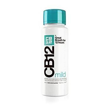 CB12 Mild Mint Mouthwash 250ml