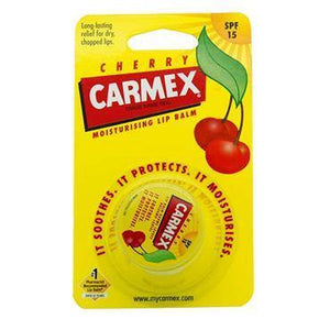 Carmex - Lip Balm Cherry SPF15 Pot - 7.5g - Medipharm Online - Cheap Online Pharmacy Dublin Ireland Europe Best Price