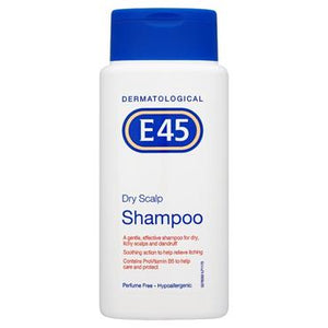 E45 - Dry Scalp Shampoo - 200ml - Medipharm Online - Cheap Online Pharmacy Dublin Ireland Europe Best Price