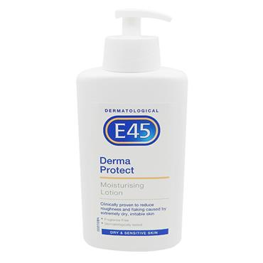 E45 - Moisturising Lotion Pump - 500ml - Medipharm Online - Cheap Online Pharmacy Dublin Ireland Europe Best Price
