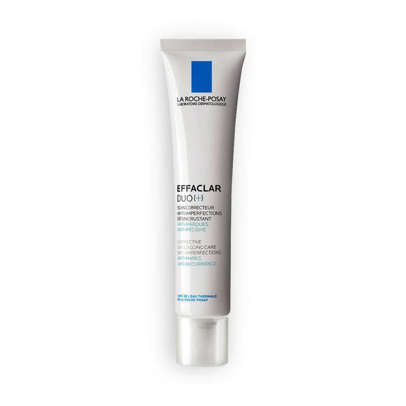 La Roche-Posay - Effaclar DUO (+) - 40ml - Medipharm Online - Cheap Online Pharmacy Dublin Ireland Europe Best Price