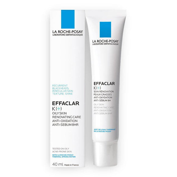 La Roche-Posay - Effaclar K (+) - 40ml - Medipharm Online - Cheap Online Pharmacy Dublin Ireland Europe Best Price