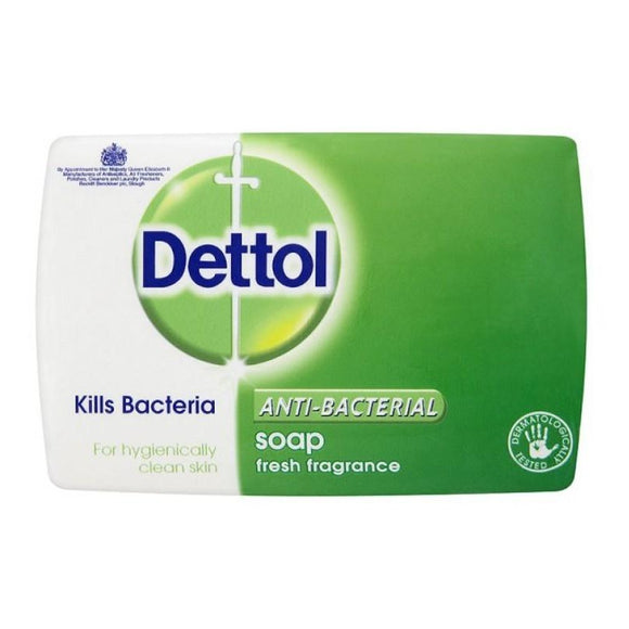 Dettol Anti-Bacterial Twin Pack Soap -100g - Medipharm.ie