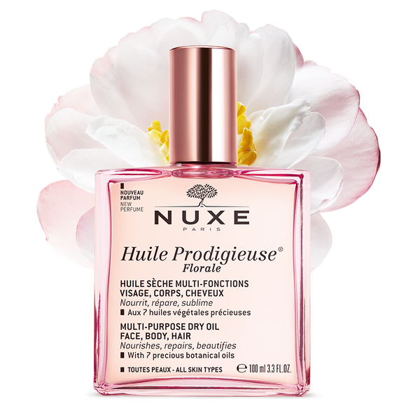 Nuxe Huile Prodigieuse Floral Multi-Purpose Dry Oil - Medipharm Online