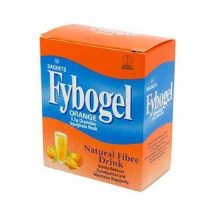Fybogel - Orange Sachets - Medipharm Online - Cheap Online Pharmacy Dublin Ireland Europe Best Price