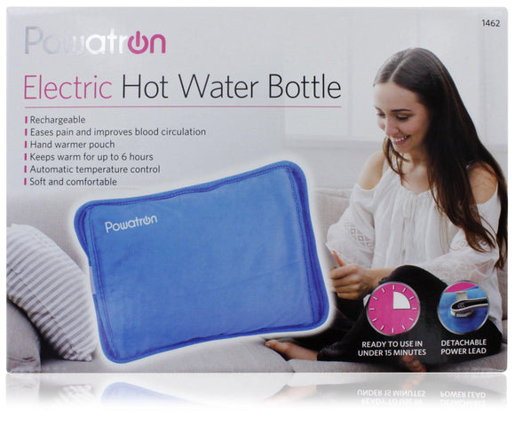 Powatron Electric Hot Water Bottle