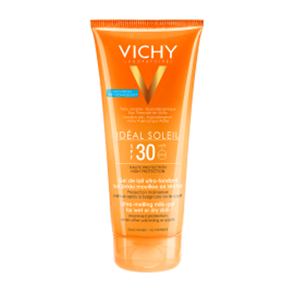 Vichy - Ideal Soleil INVISIBLE GEL SPF30 - 200ml - Medipharm Online - Cheap Online Pharmacy Dublin Ireland Europe Best Price