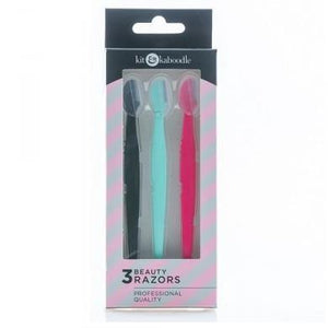 Kit & Kaboodle - Beauty Razors - 3 Pack - Medipharm Online - Cheap Online Pharmacy Dublin Ireland Europe Best Price