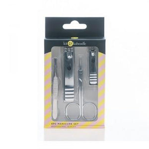 Kit & Kaboodle - Manicure Set - 4 Piece - Medipharm Online - Cheap Online Pharmacy Dublin Ireland Europe Best Price