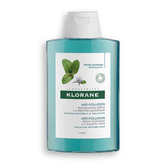 Klorane - Detox Shampoo With Aquatic Mint - 200ml - Medipharm Online - Cheap Online Pharmacy Dublin Ireland Europe Best Price