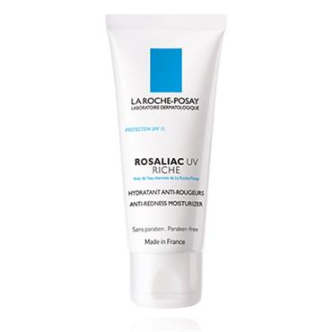 La Roche-Posay Rosaliac UV Riche Anti-Redness Soothes Redness And Flushes 40ml - Medipharm Online - Cheap Online Pharmacy Dublin Ireland Europe Best Price