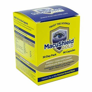 Macushield Gold 90 Capsules - Medipharm Online - Cheap Online Pharmacy Dublin Ireland Europe Best Price