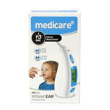 Medicare 1-3 Second T4 Infrared Ear Thermometer MD632 - Medipharm Online - Cheap Online Pharmacy Dublin Ireland Europe Best Price