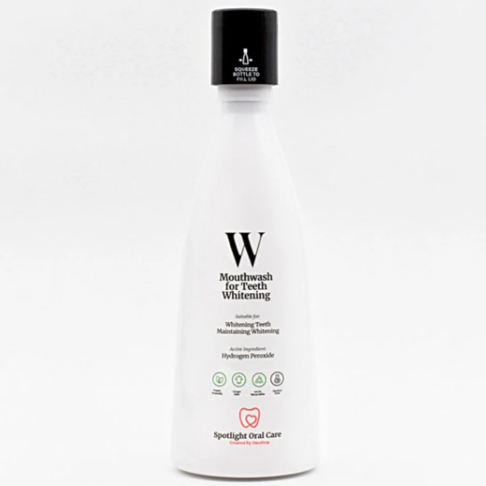 Spotlight Whitening Mouthwash 500ml - Medipharm Online