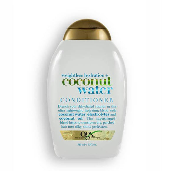 OGX - Coconut Water Conditioner - 385ml - Medipharm Online - Cheap Online Pharmacy Dublin Ireland Europe Best Price