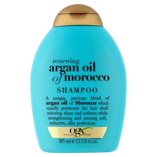 OGX ARGAN OIL OF MOROCCO SHAMPOO 385ml-Medipharm.ie