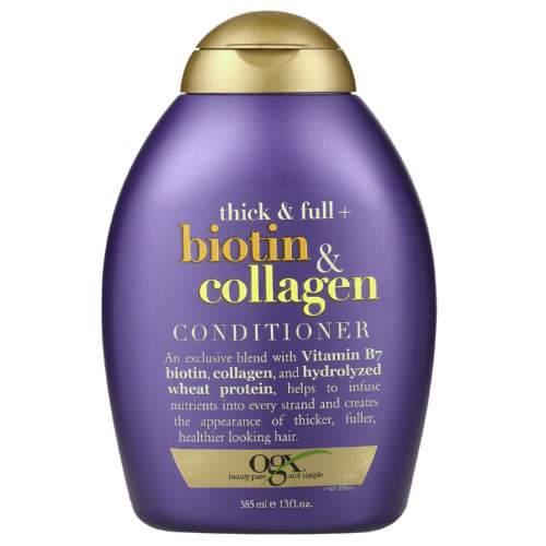 OGX Biotin Collagen Conditioner 385ml-medipharm.ie