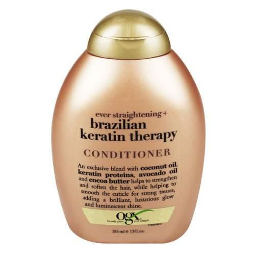 OGX Brazilian Keratin Conditioner-385ml-medipharm.ie