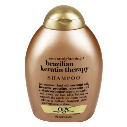OGX - Brazilian Keratin Shampoo - 385ml - Medipharm Online - Cheap Online Pharmacy Dublin Ireland Europe Best Price