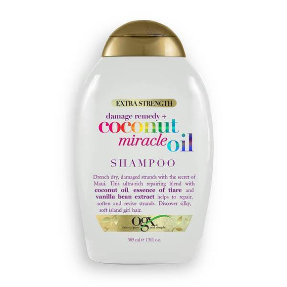 OGX - Coconut Miracle Shampoo - 385ml