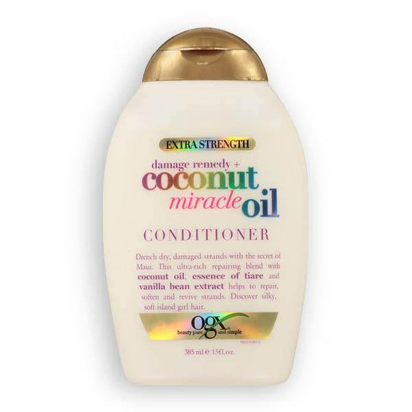 OGX - Coconut Miracle Conditioner - 385ml - Medipharm Online - Cheap Online Pharmacy Dublin Ireland Europe Best Price