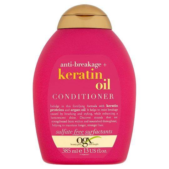 OGX KERATIN OIL CONDITIONER 385ml-medipharm.ie
