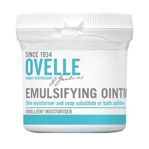 Ovelle Emulsifying Ointment Tub 500g - Medipharm Online - Cheap Online Pharmacy Dublin Ireland Europe Best Price