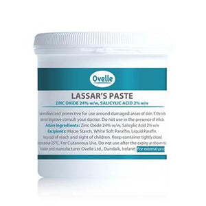 Ovelle Lassar's Paste 120g - Medipharm Online - Cheap Online Pharmacy Dublin Ireland Europe Best Price