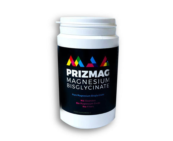 PRIZMAG Magnesium Bisglycinate 90 Capsules - Medipharm Online - Cheap Online Pharmacy Dublin Ireland Europe Best Price