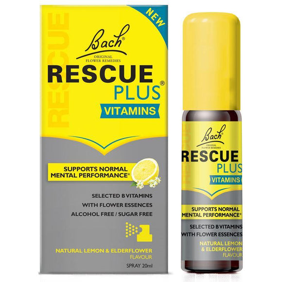 Bach's Rescue Plus Spray - 20 ml