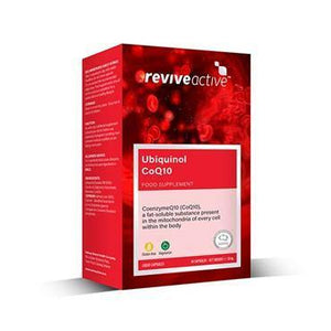 Revive Active - Active Ubiquinol CoQ10 - 30 Pack - Medipharm Online - Cheap Online Pharmacy Dublin Ireland Europe Best Price