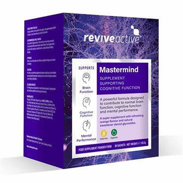 Revive Active - Mastermind - 30 pack - Medipharm Online - Cheap Online Pharmacy Dublin Ireland Europe Best Price