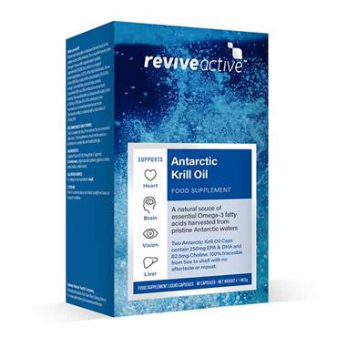 Revive Active - Superba Boost Krill Oil - 60 Pack - Medipharm Online - Cheap Online Pharmacy Dublin Ireland Europe Best Price