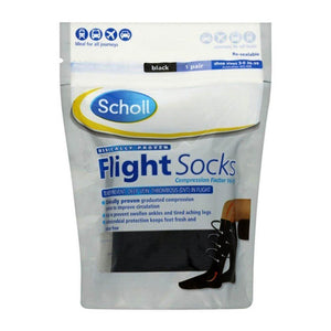 SCHOLL - FLIGHT SOCKS COTTON - SIZES 3-6, 6.5-9 and 9.5-12 - Medipharm Online - Cheap Online Pharmacy Dublin Ireland Europe Best Price